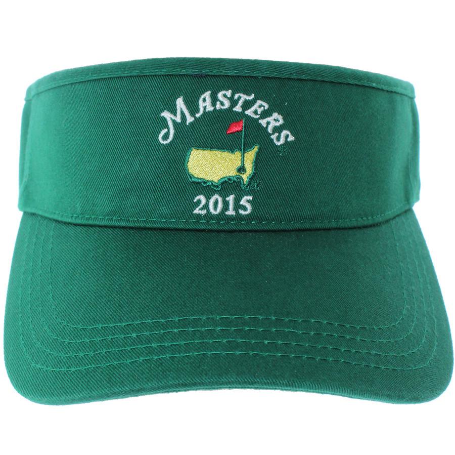 2015 Masters Green Low Rider Visor