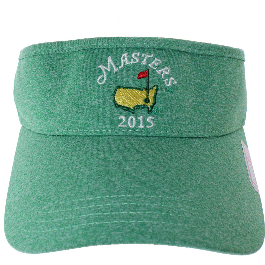 2015 Masters Performance Light Green Low Rider Visor