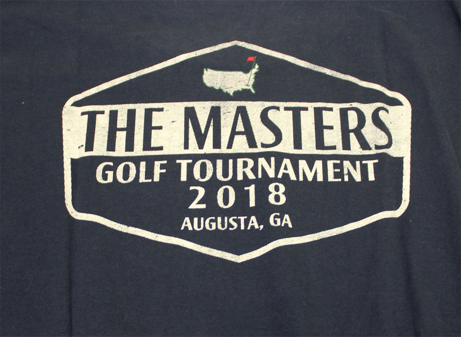 Masters Navy Vintage T-Shirt 1934 Collection
