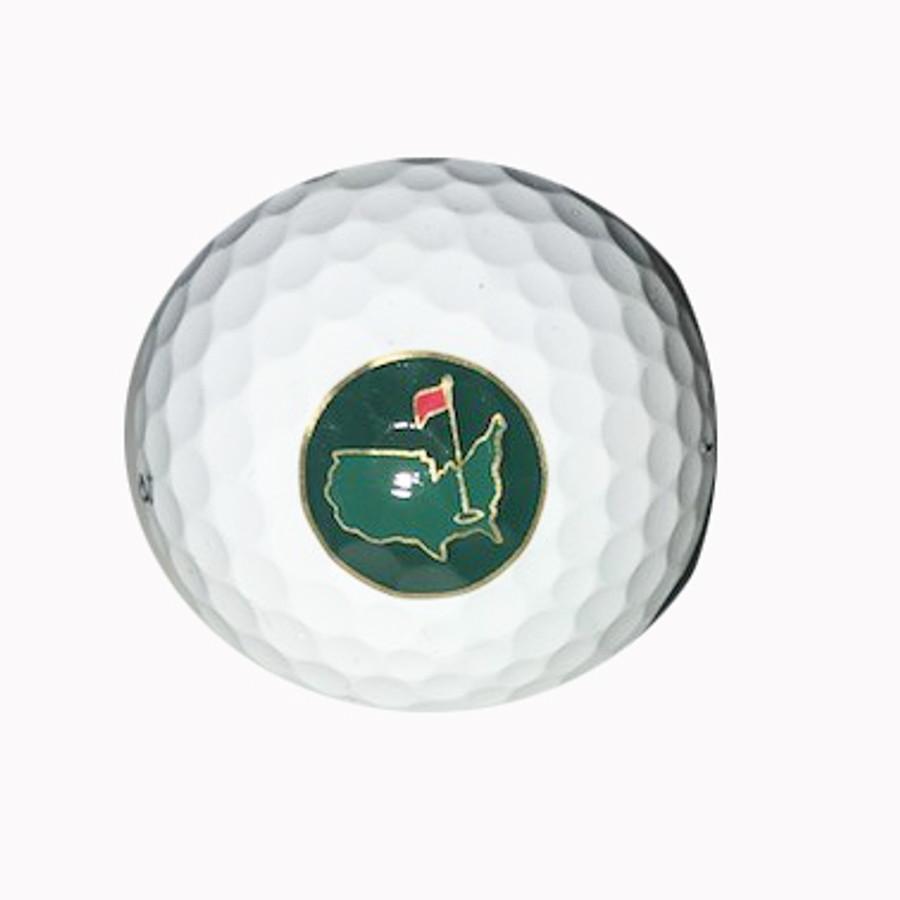 Berckman's Augusta National Golf Ball-Pro V 1- Single