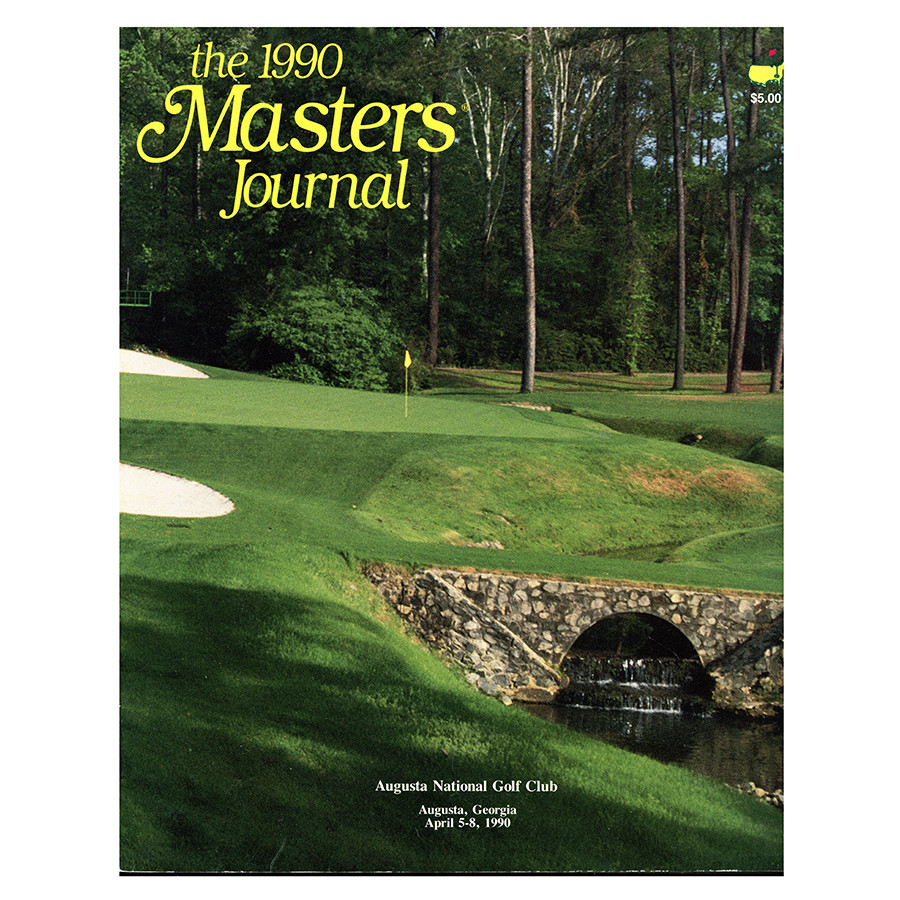 1990 Masters Journal