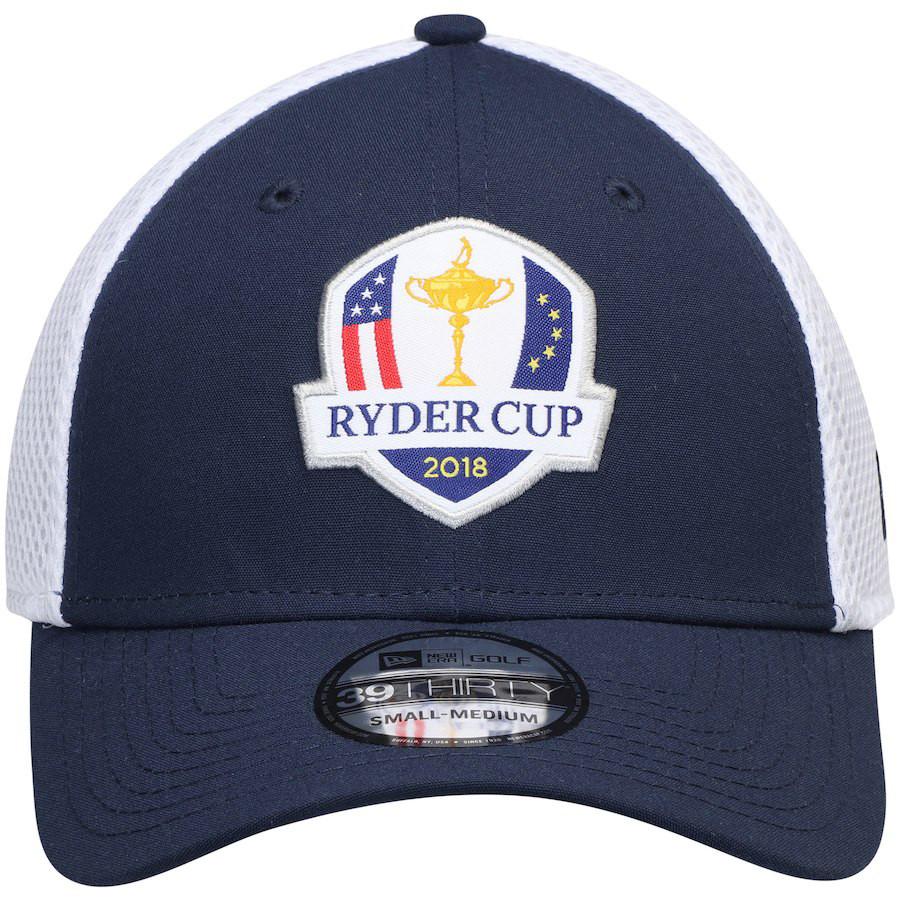 2018 Ryder Cup New Era Hat- 39Thirty Flex Fit