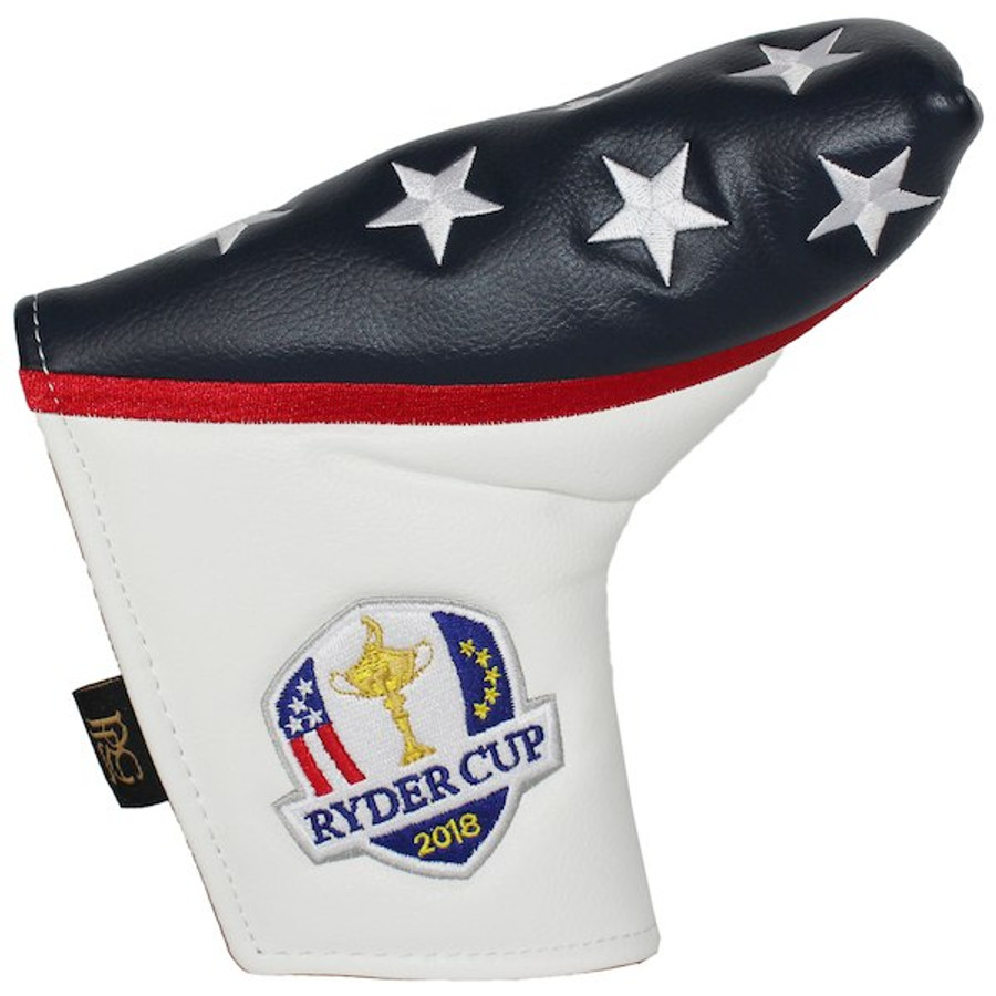 Team USA 2018 Ryder Cup Blade Putter Cover