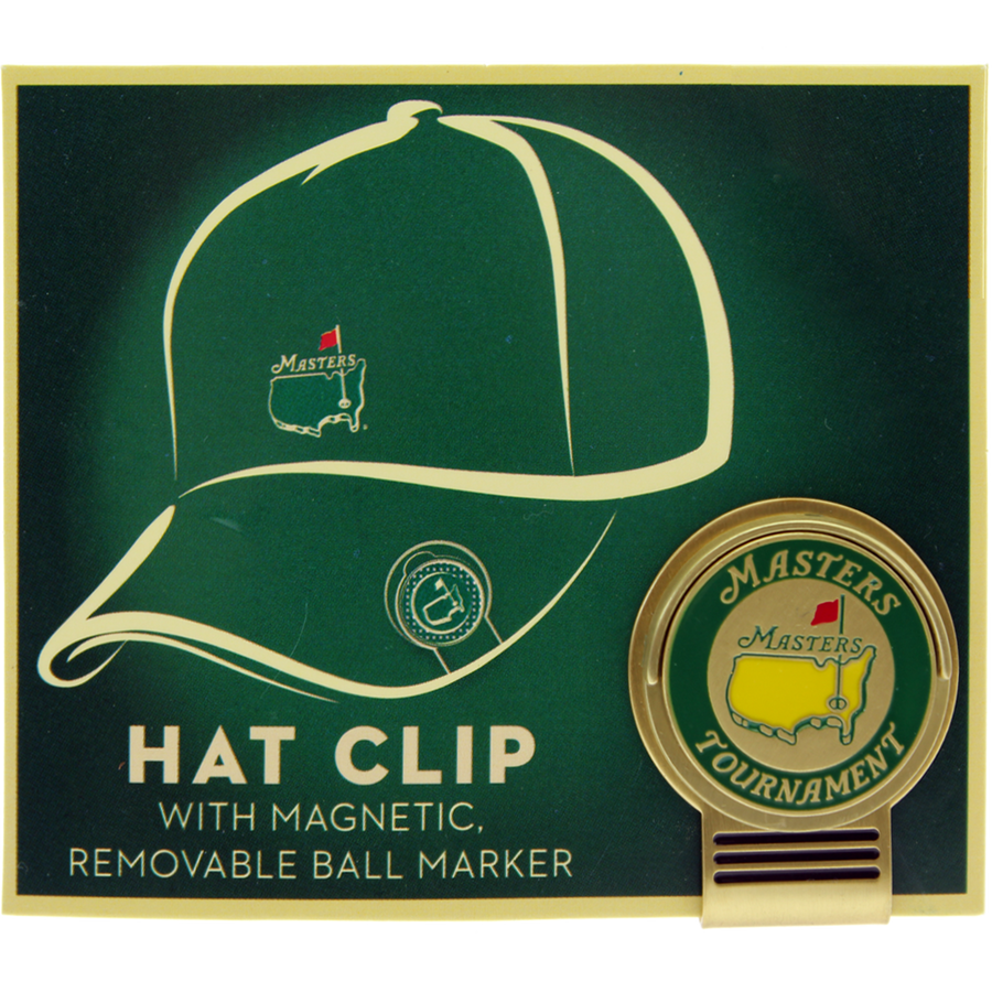 Masters Hat Clip