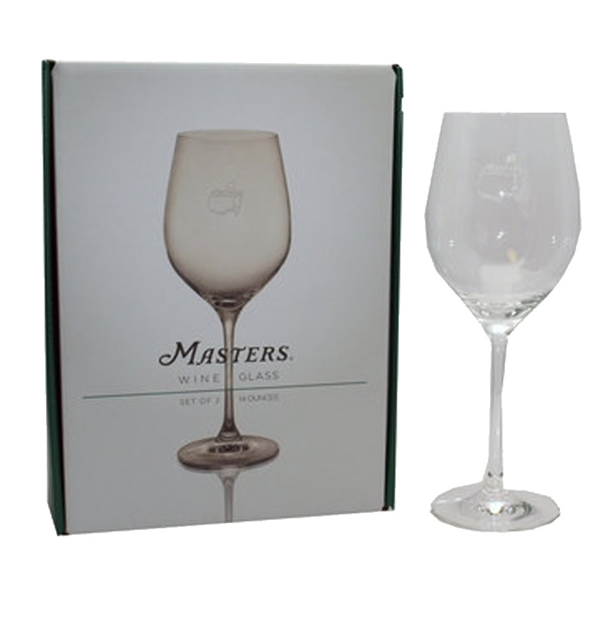 Masters Wine Glasses - Set of 2