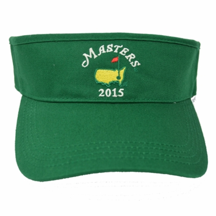 2015 Dated Masters Green Low Rider Visor