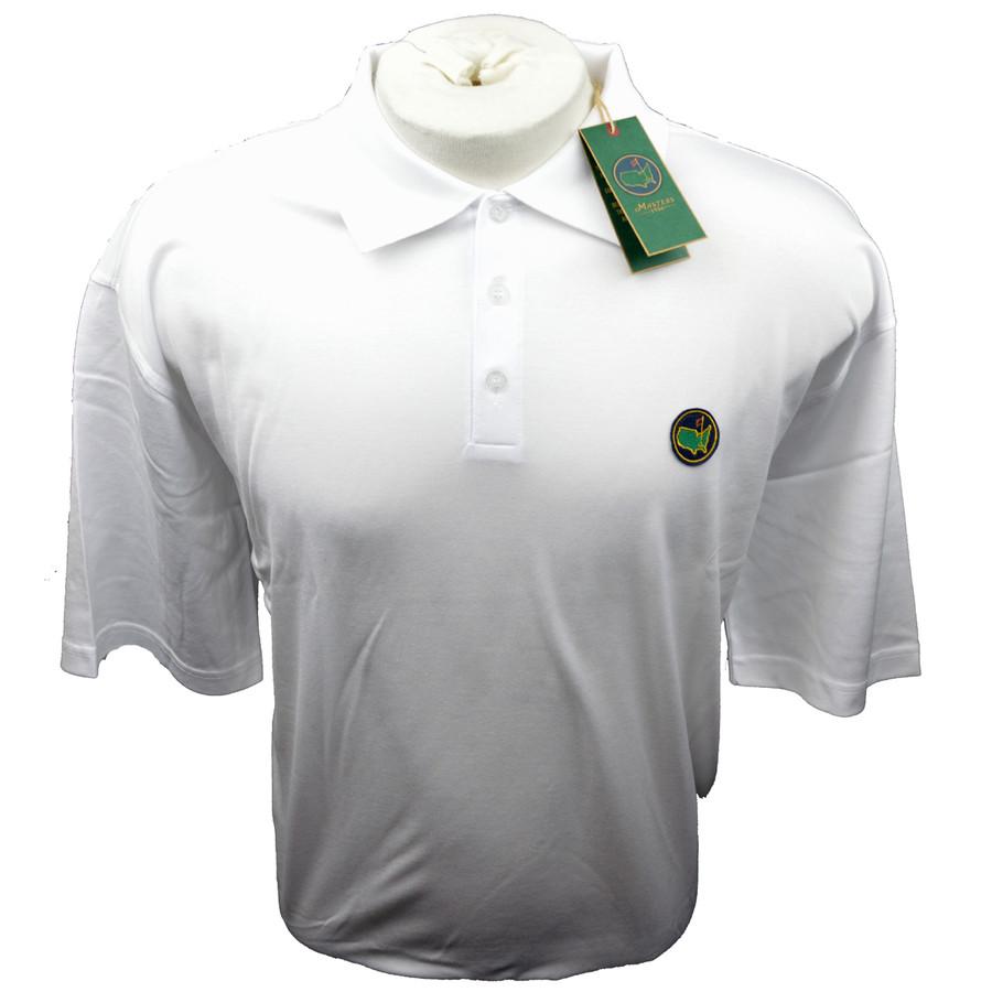 Berckman's Exclusive Masters Golf Polo - White