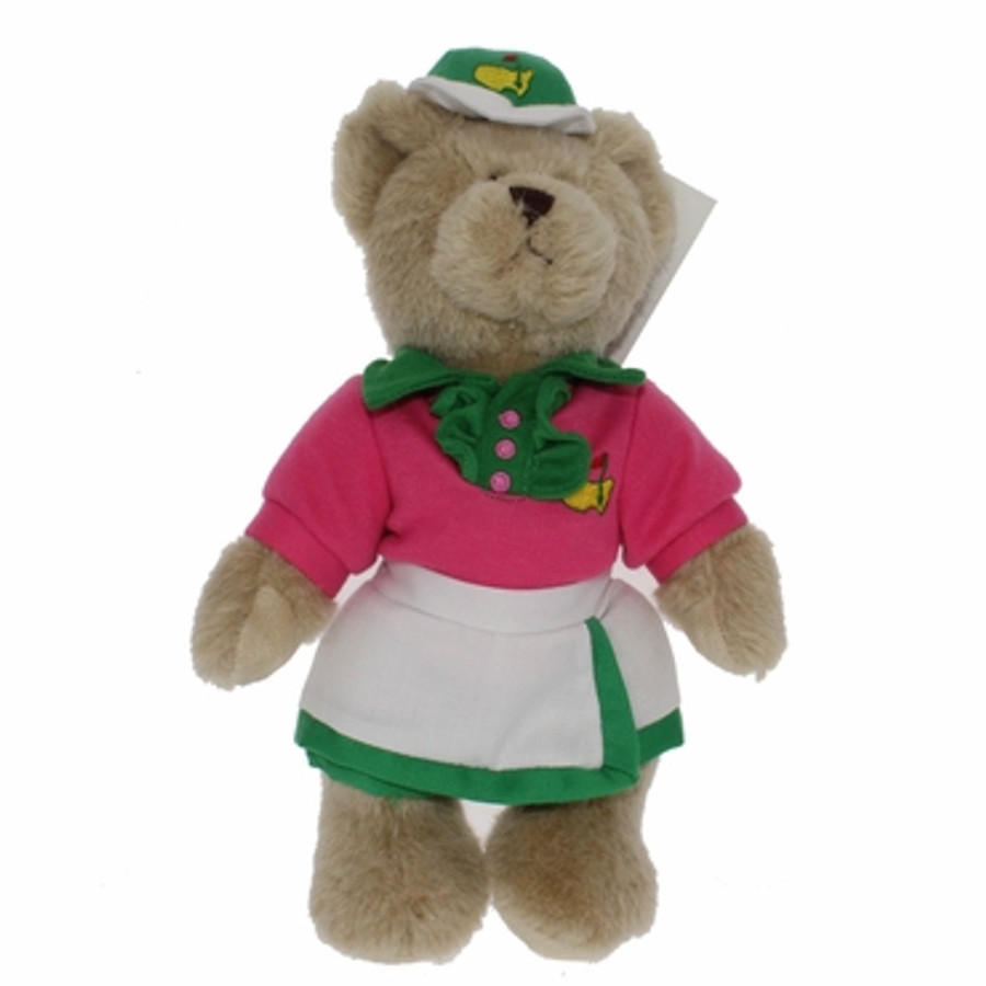Masters Female Caddy Bear -2016 Version