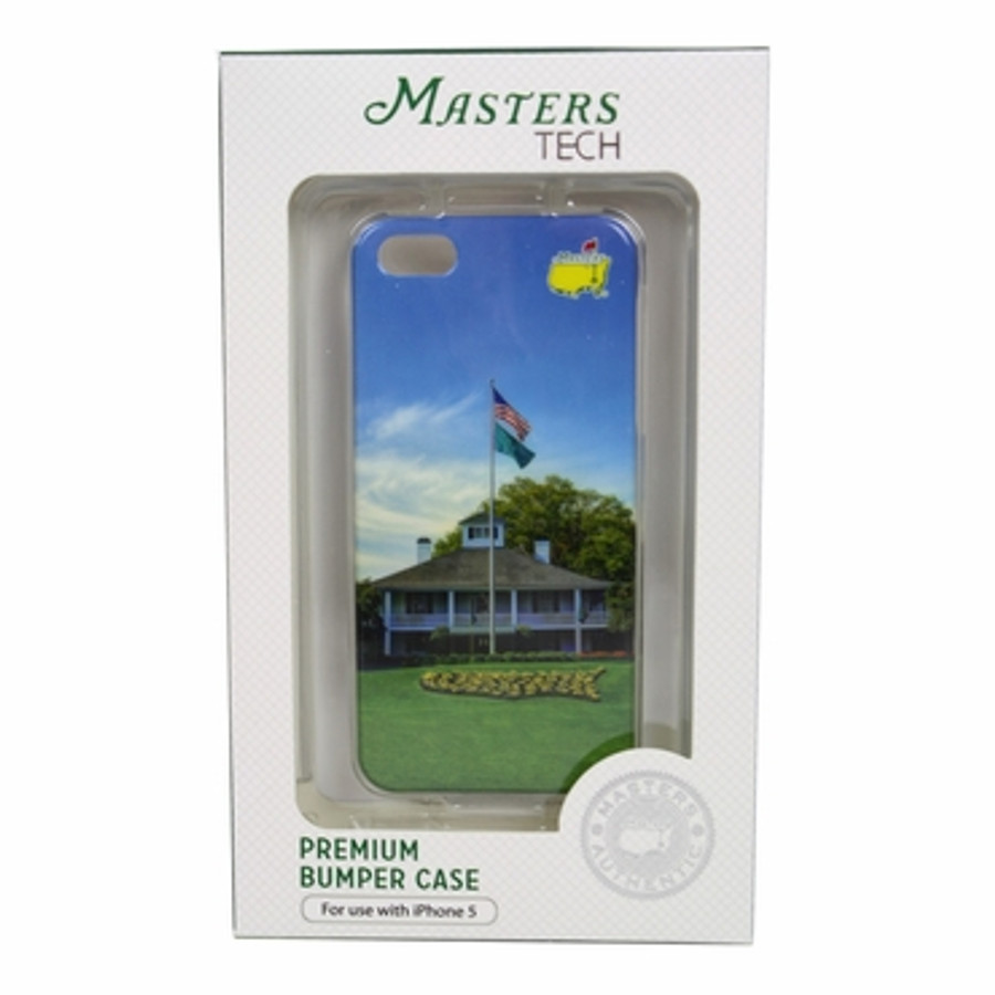 Masters iPhone 5/5s Case - Clubhouse
