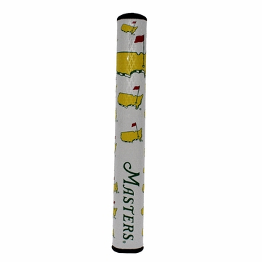 Masters White Logo Putter Grip