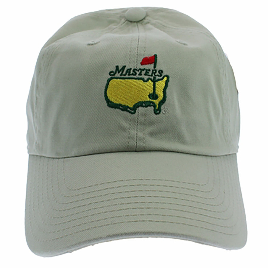 Masters Stone Caddy Hat - Stone Color
