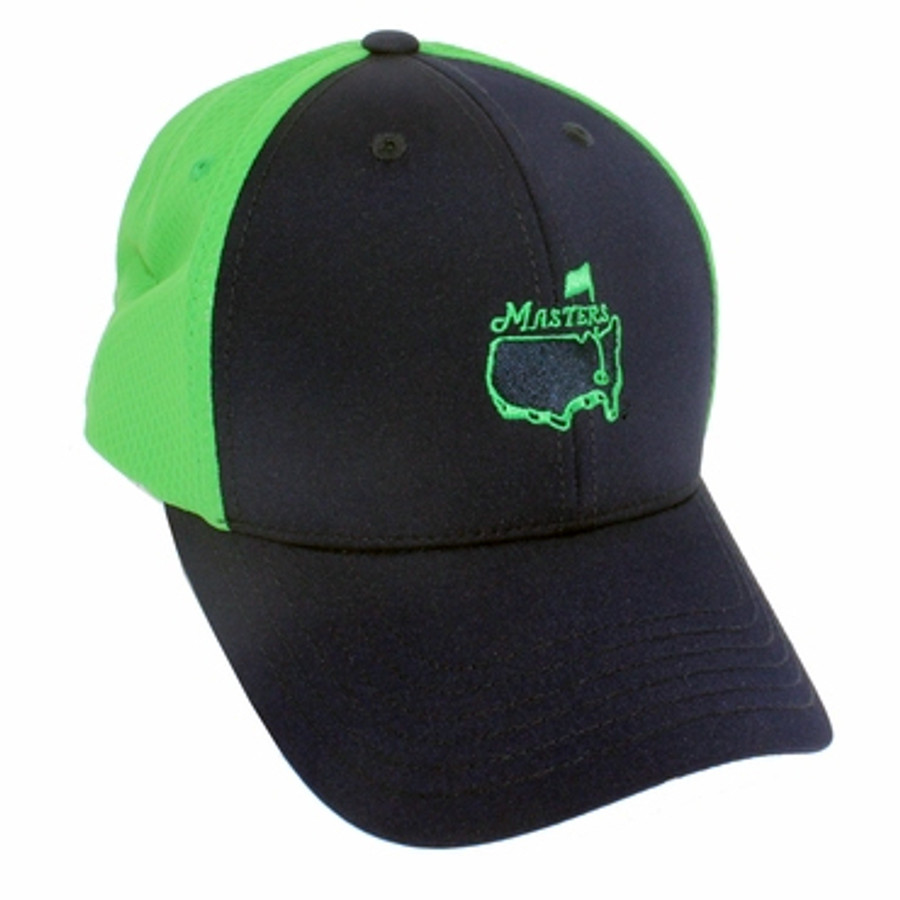 Masters Tech Hat - Blue & Green