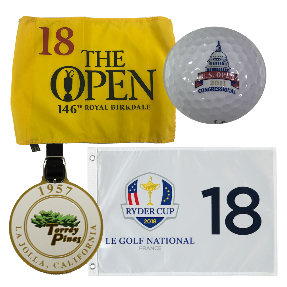 Other Golf Majors Merchandise