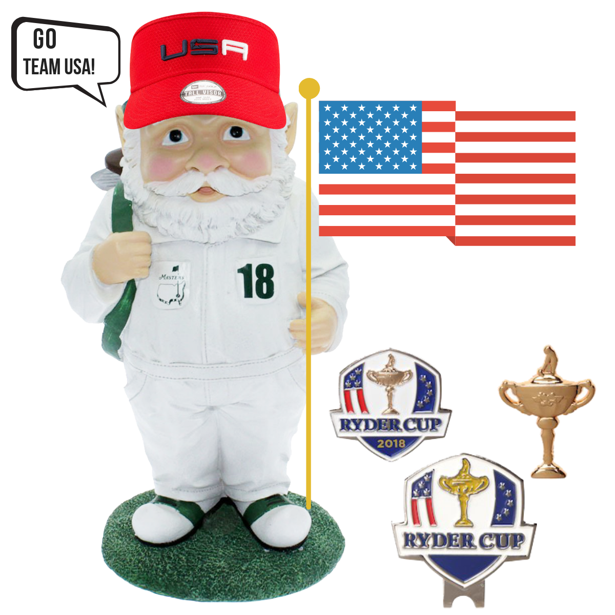 2018 Ryder Cup Merchandise and Apparel