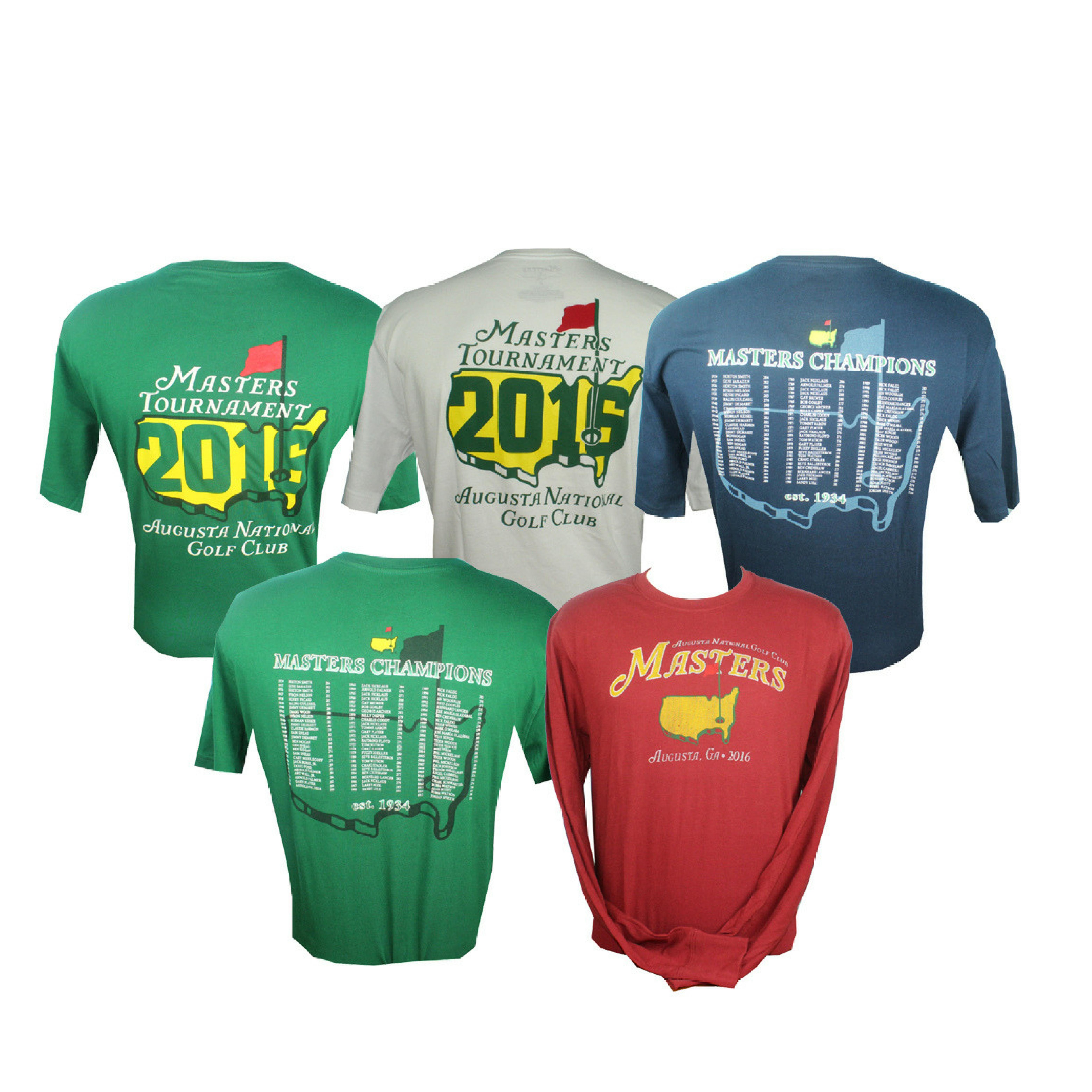 Masters T-Shirts