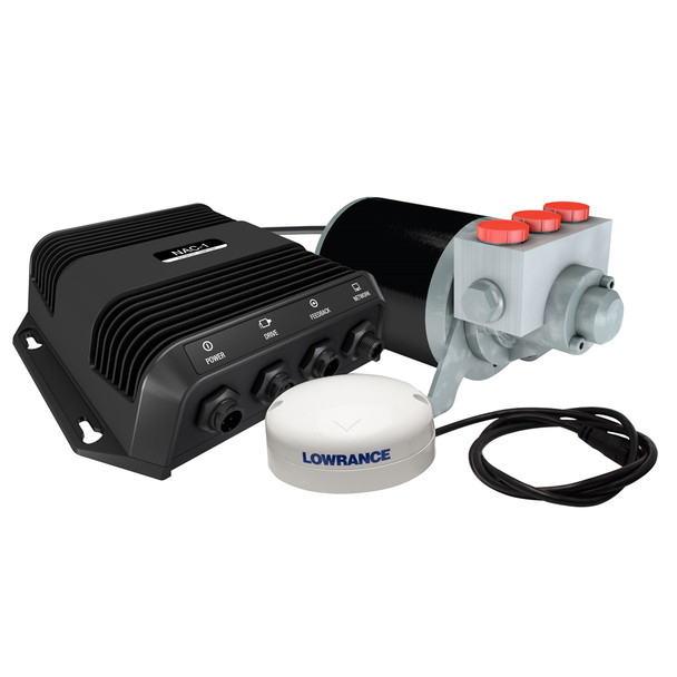 Lowrance Outboard Pilot Hydraulic Pack  [000-11748-001]
