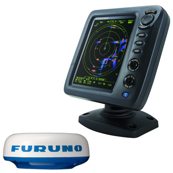 """Furuno 1815 8.4"""" Color LCD 19"""" 4kW Radar w\/10M Cable [1815]"""