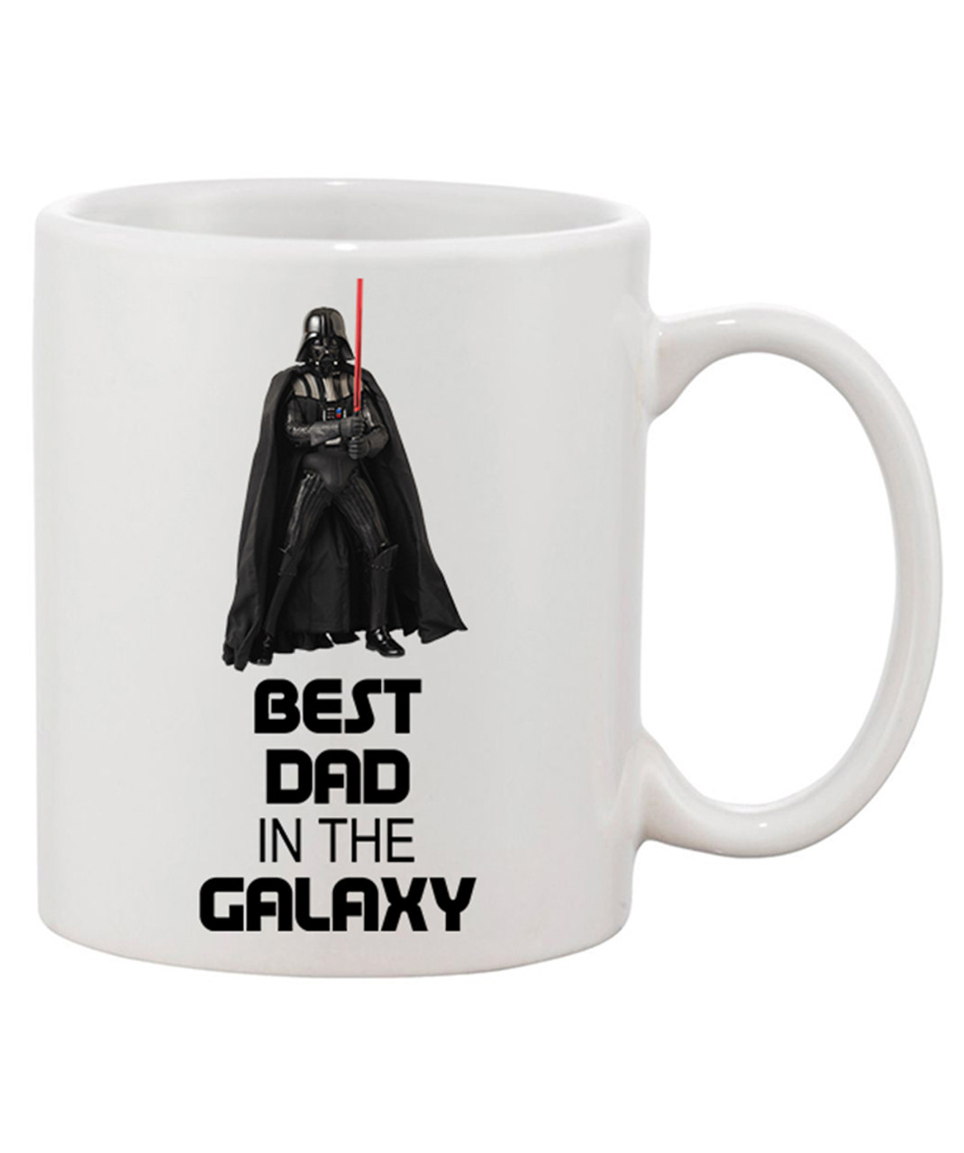 best dad in the galaxy ceramic coffee mug father s day mug or any