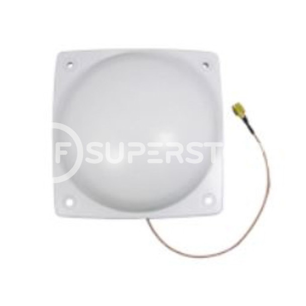 """Ceiling Antenna, WiFi 2.4GHz, Omni Radiation, 3dBi Gain with RP SMA Male Connector (5"""" x 5"""" x 1-1/2"""")"""