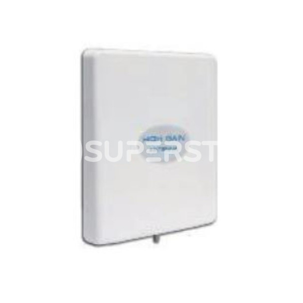 "Patch Antenna, RFID RFID 900-Linear, Directional Radiation, 8dBi Gain with SMA Female Connector (7"" x 8"" x 1-3/4"")"