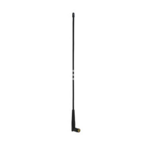 "Swivel (Rubber) Antenna, Ham Radio 144/430MHz, Omni Radiation, 2/3dBi Gain with BNC Male Connector (15"")"
