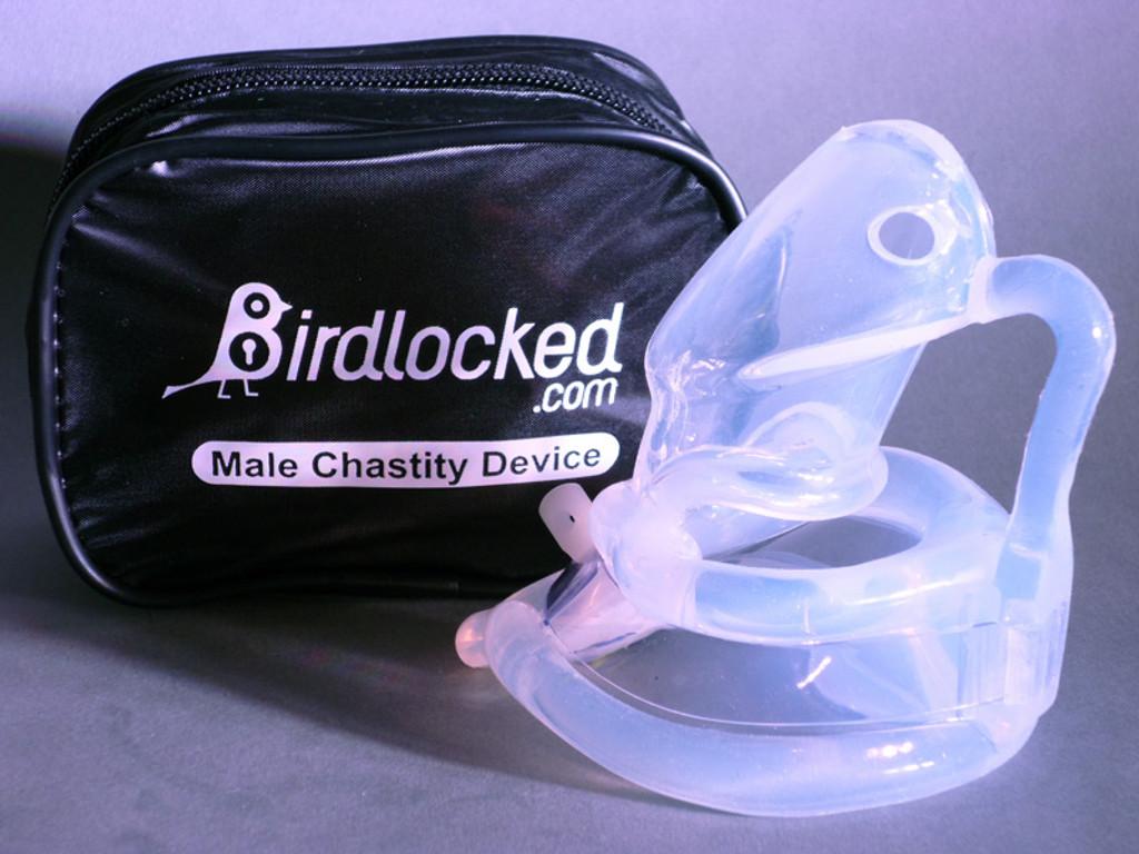 Birdlocked Neo Chastity - Clear