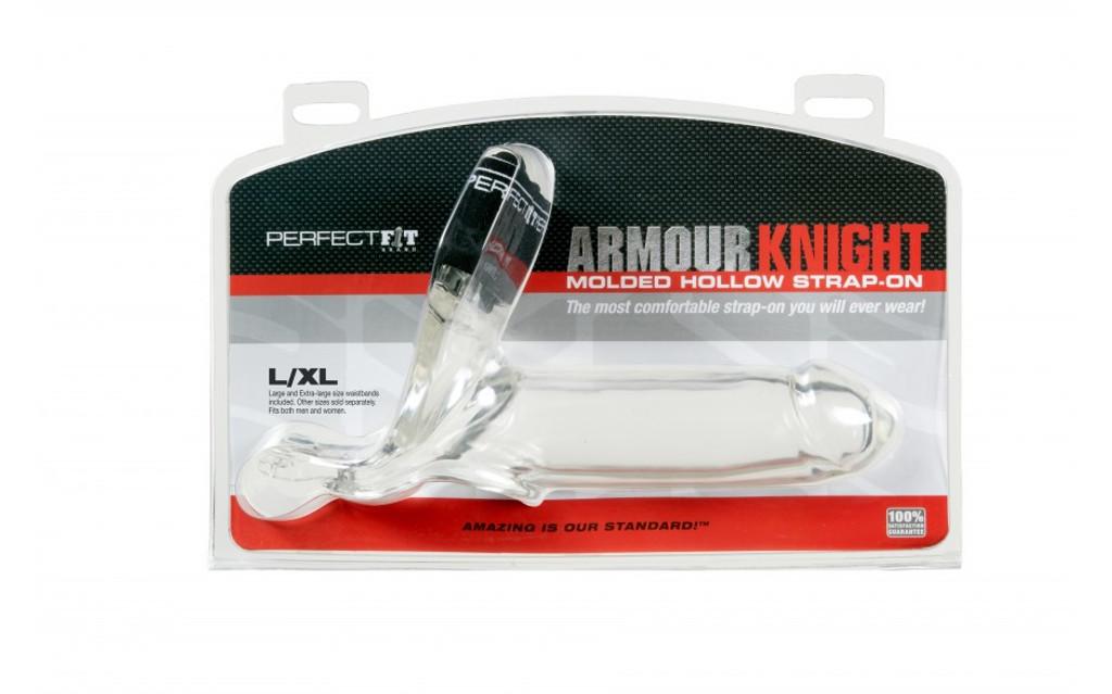 Armour Knight Waistband S/M - Clear