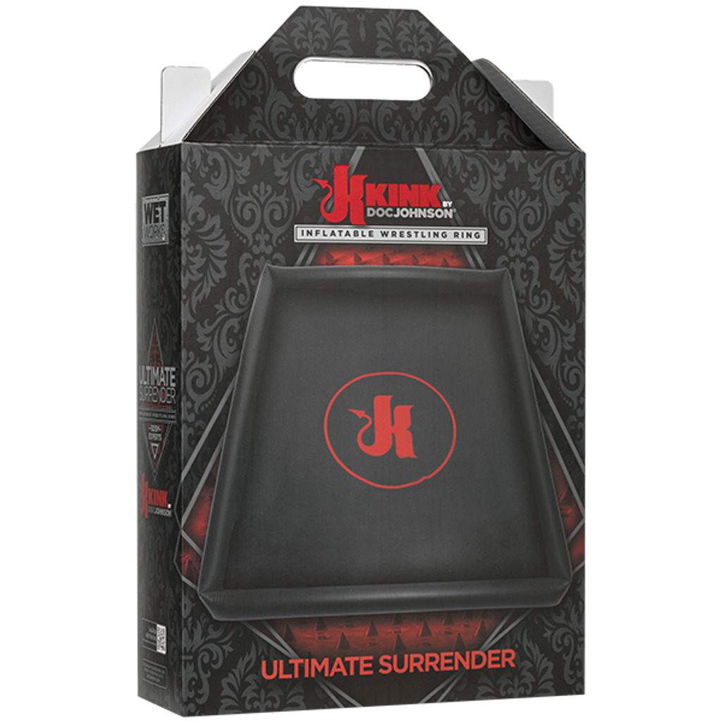 Ultimate Surrender Inflatable Wrestling Ring