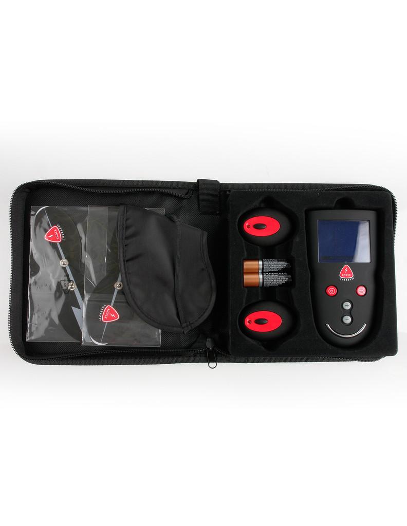 Fetish Fantasy Series Shock Therapy Professional Wireless Electro-Massage Kit