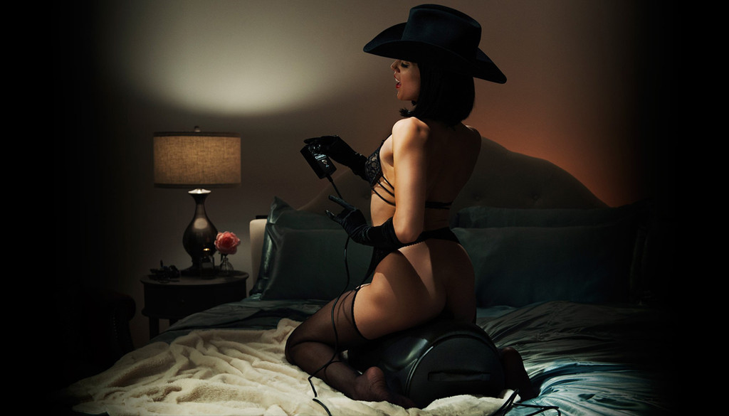 The Cowgirl - Premium Sex Machine