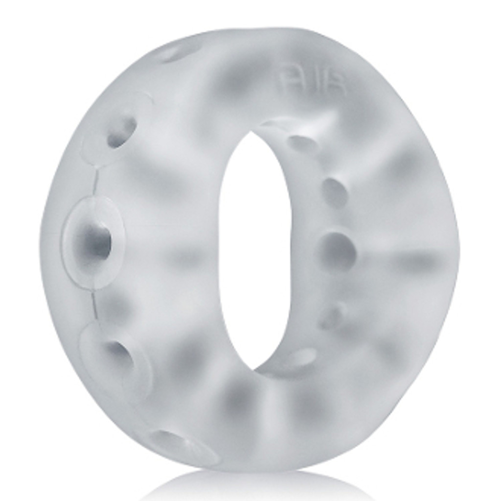 AIR Super-Lite Airflow Cockring - Clear Ice