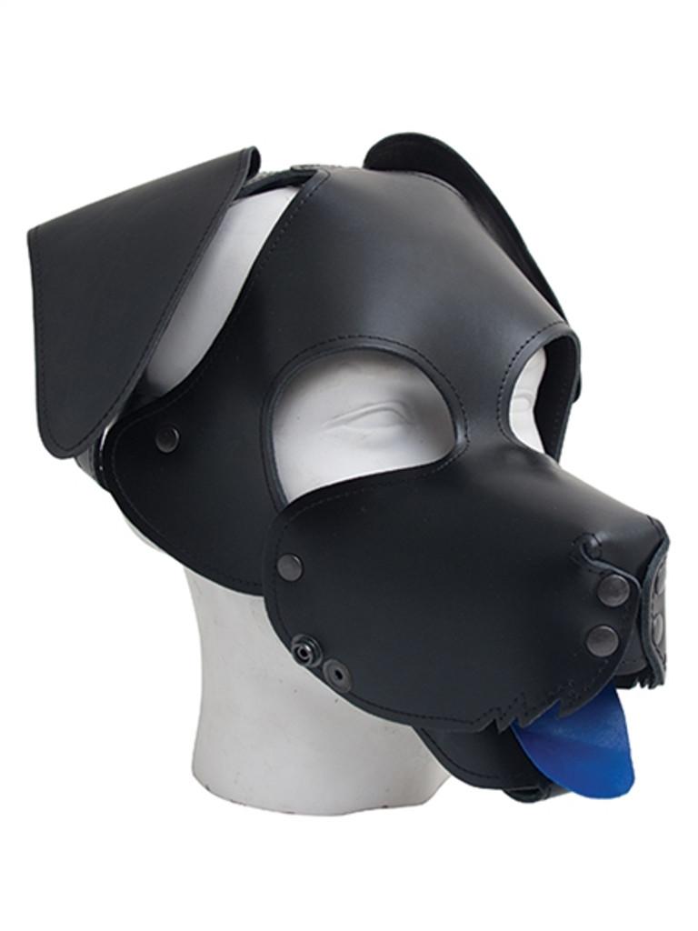 Mister B Leather Floppy Dog Hood