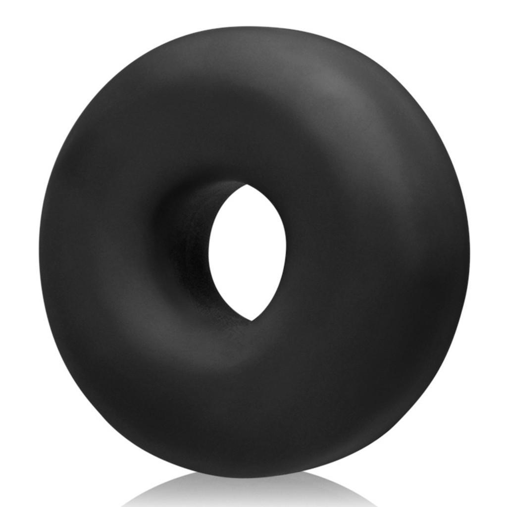 Big Ox Cock Ring - Black Ice