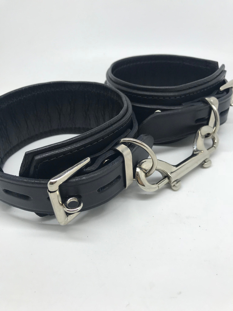 Deluxe Lockable Ankle Restraints