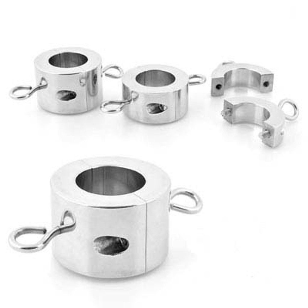 Stainless Steel Split Weights & Eyebolts