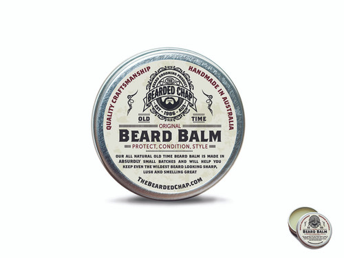 The Bearded Chap Original Beard Balm - 100gm