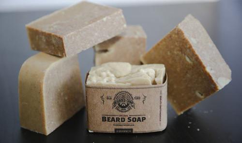 Brawny Beard Soap