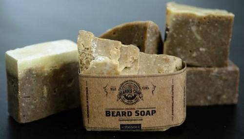 Staunch Beard Soap