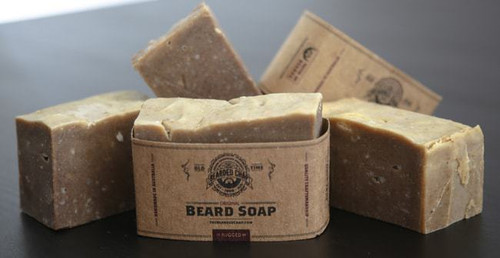 Rugged Beard Soap