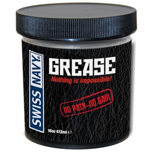 Swiss Navy Grease Lubricant - 473ml