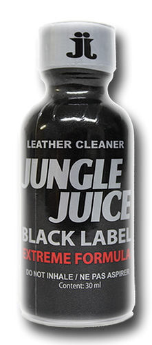 Jungle Juice Black Label - Leather Cleaner 30ml