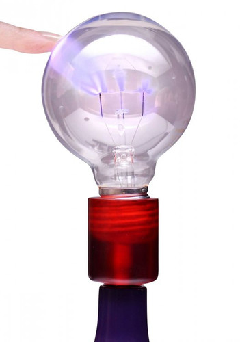Zeus Violet Wand Light Bulb Adapter Accessory