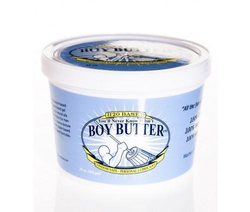 Boy Butter H2O Tub 16oz