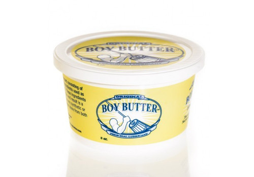 Boy Butter Original 8oz Tub