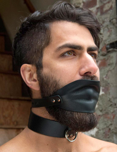 Over The Mouth Ball Gag