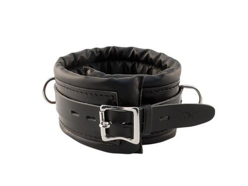 Mister B Premium Slave Collar - Black