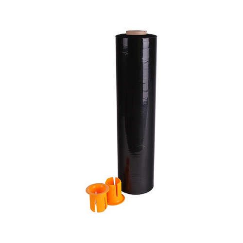 Black Wrap - 500mm x 375m x 25um