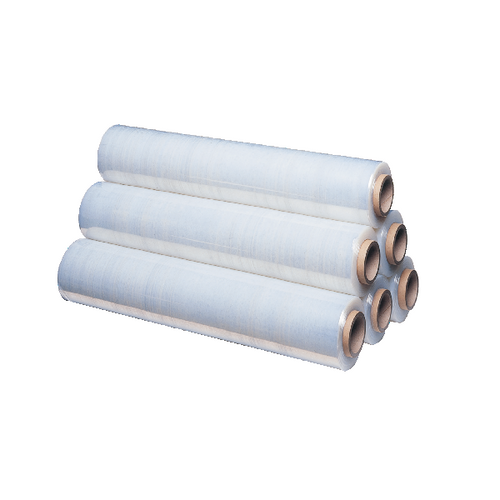 Clear Wrap - 500mm x 375m x 25um