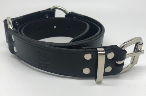 Hobble Belt - 32mm Wide with D-Rings