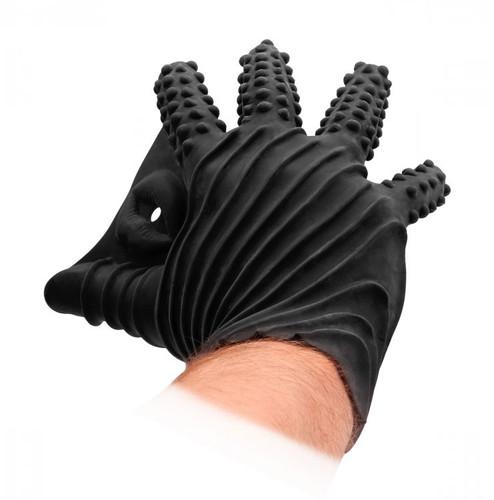 FistIt Textured Masturbation Glove